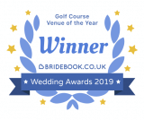 Winner - wedding awards 2019